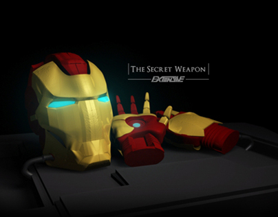 The Secret Weapon | 3D Model