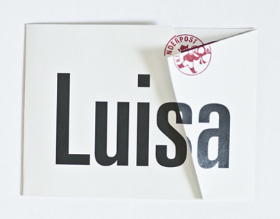Happy Birthday, Luisa
