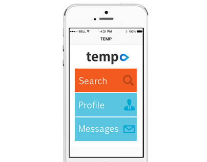 Temp.com Job Agency App