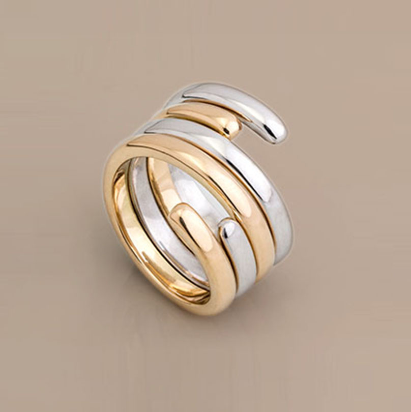 Multipurpose Jewelry: Spiral Ring