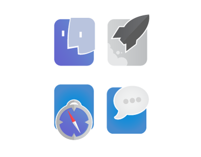 OSX - Icons For Mac