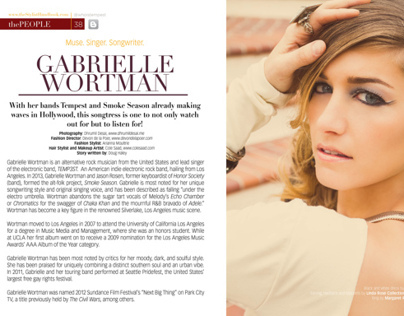 The Stylist Handbook - Gabrielle Wortman