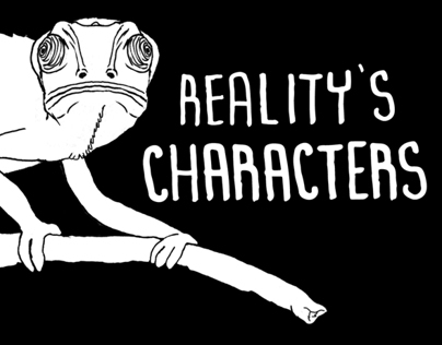Reality video characters