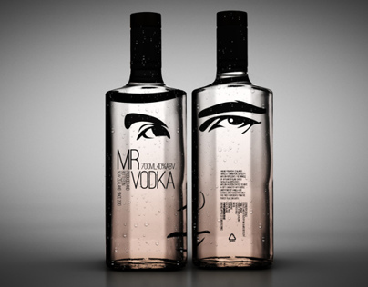 Mr Vodka & Mrs Gin concept