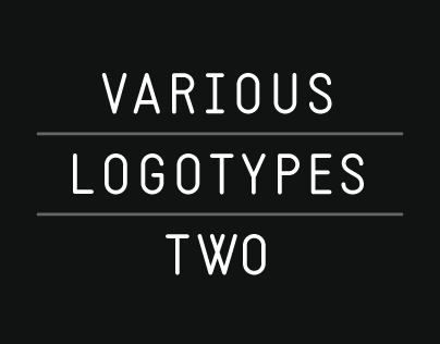 Various Logotypes Two