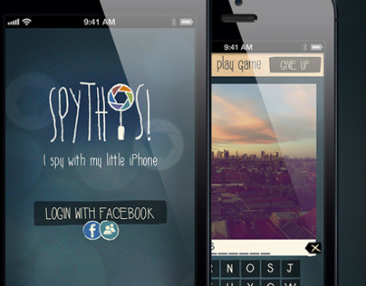 SpyThis! iPhone App