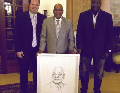 President Jacob Zuma Portrait Commission