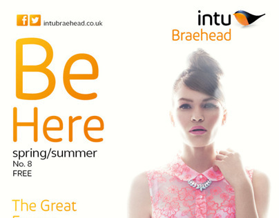 intu Braehead 'Be Here' Spring / Summer 2013