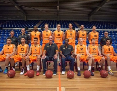 Nederlands basketballteam 2013