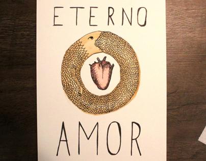 Oroboro Eterno Amor