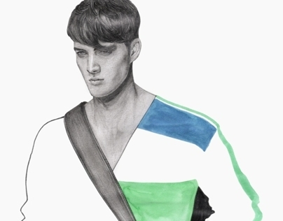 Spring/Summer 2014 Menswear Collection