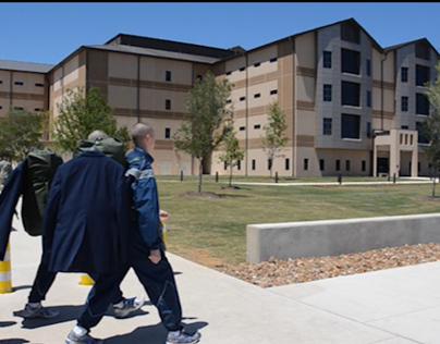 New Lackland Dormitories