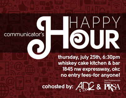 Ad2OKC Communicators Happy Hour