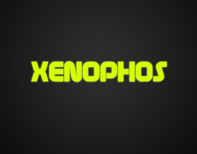 Xenophos Mockups.