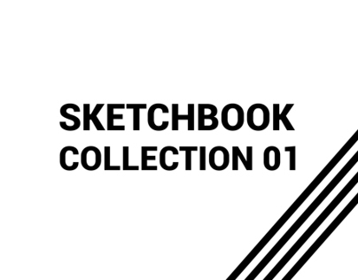 Sketch Book Collection 01