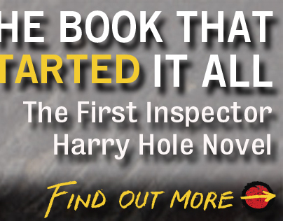 Find Out More About Harry Hole