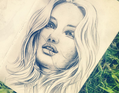 Pencil illustrations