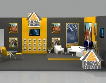 new homes Booth