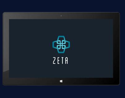 Zeta Space windows 8 apps