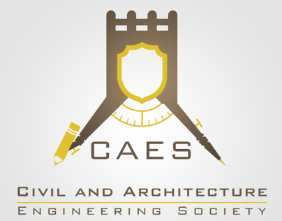 Civil and Architectural Engineering Society LOGO
