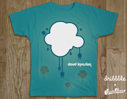 Cloud invasion!!!