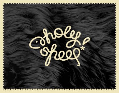 Holy Sheep! — Branding Studio