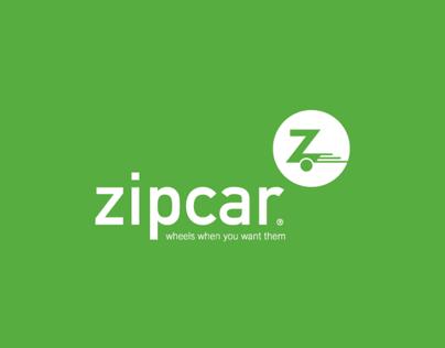 Zipcar Ad Campaign