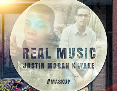 "Justin Moran ""Real Music"" Ft. Wake"