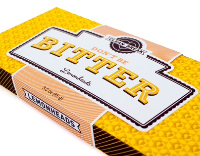 Clean Break Novelty Candy Packaging