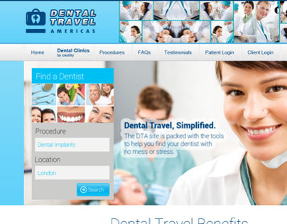 Dental Travel (America / Asia)