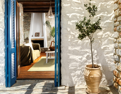 Private Villas in Paros