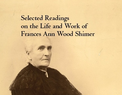 Frances Shimer Cover and Interior Design