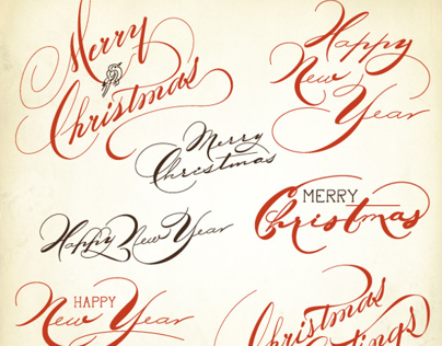 Christmas Handwriting Pack