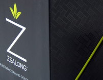 Zealong Tea Packaging