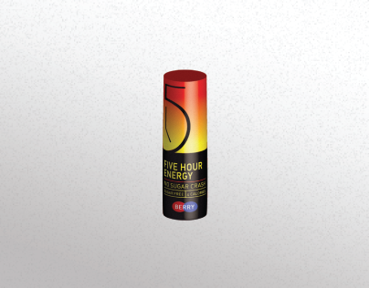 5 Hour Energy rebranding and packaging.