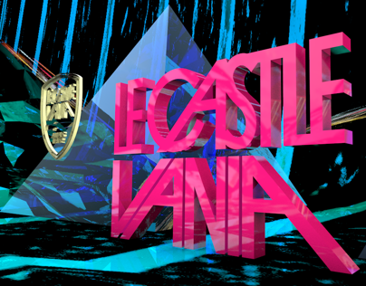 Le Castle Vania Visuals