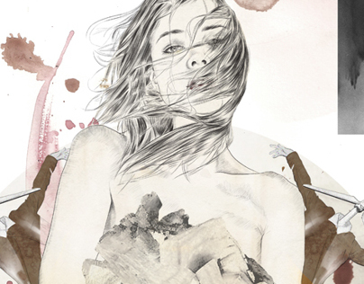 Fashion Illustrations - recent
