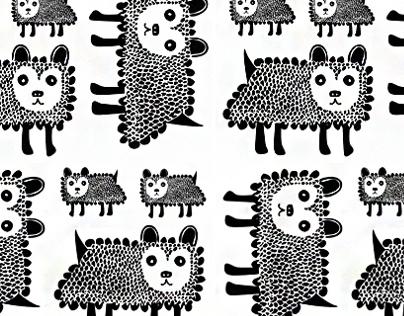 Pattern Fårhund