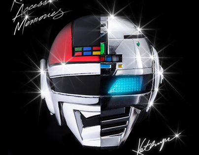 MY RANDOM ACCESS MEMORIES ( Daft Punk Inspiration)