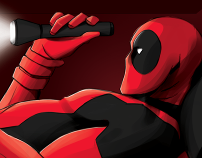 Deadpool Fan Art