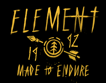 Element Logo/Lock-Up Work.