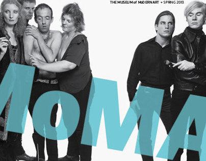 MoMA Brochure