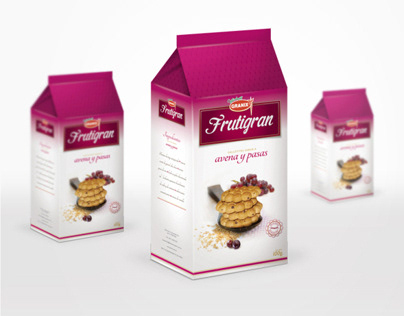 Packaging Frutigran