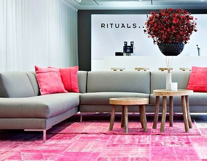 2012: RITUALS Amsterdam Cosmetic Enterprise head office