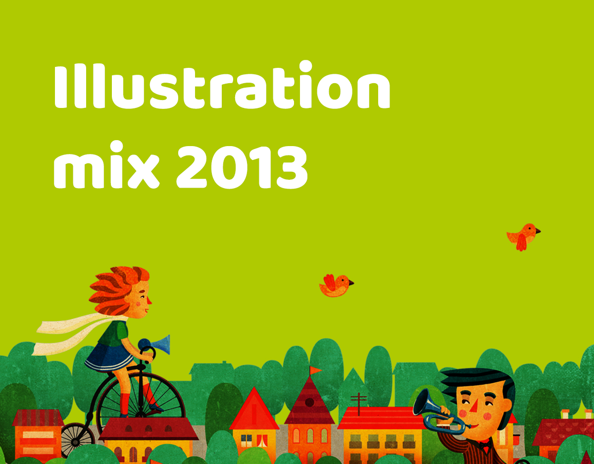 Illustration mix 2013