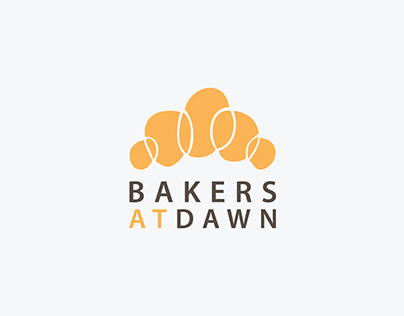 Bakers at Dawn | 3 logo concepts