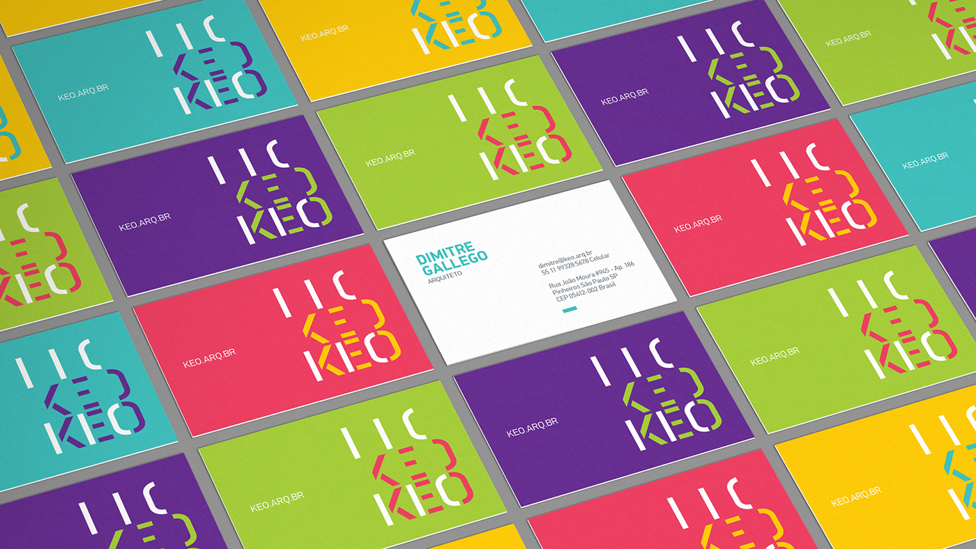 KEO   Branding