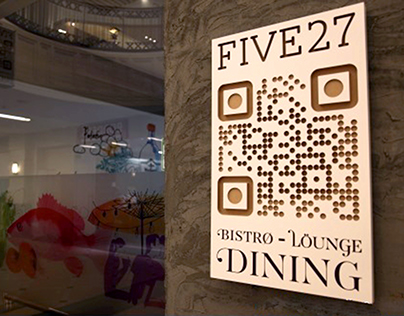 FIve27 - Nordic food style restaurant at Penang