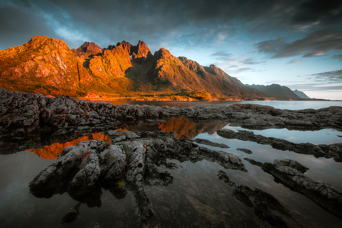 Colors of Norway - Mountains