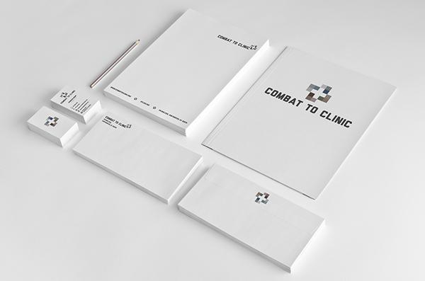 Combat to Clinic Branding & Website